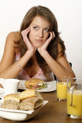 Heilkräuter bei Appetitlosigkeit