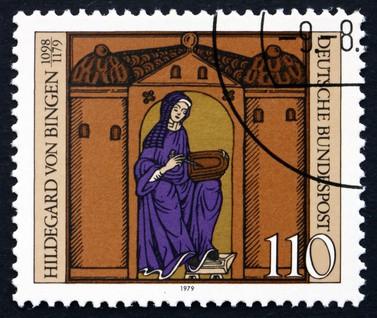 Hildegard von Bingen Naturheilkunde