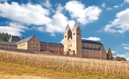Hildegard von Bingen und ihr Kloster der naturheilkunde