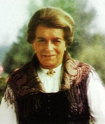 """Maria Treben aus """"Gesundheit aus der Apotheke Gottes"""""""