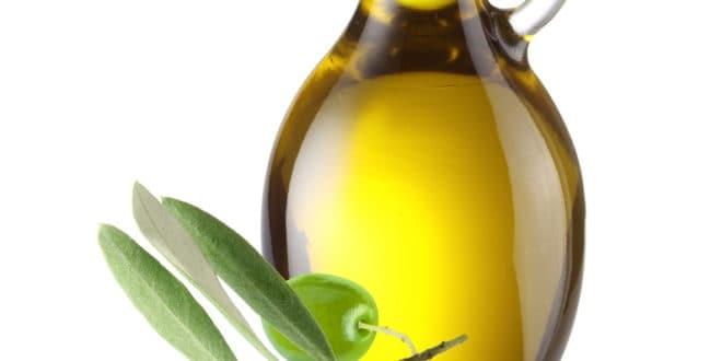 Oliveöl & Olivenzweig