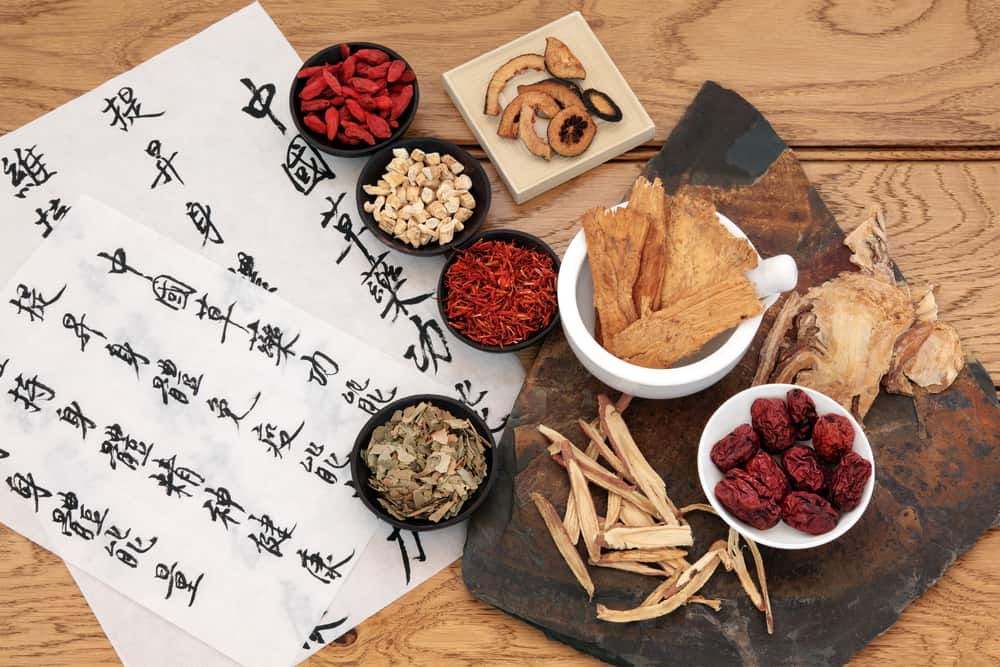 Chinesische Medizin Heilkunde