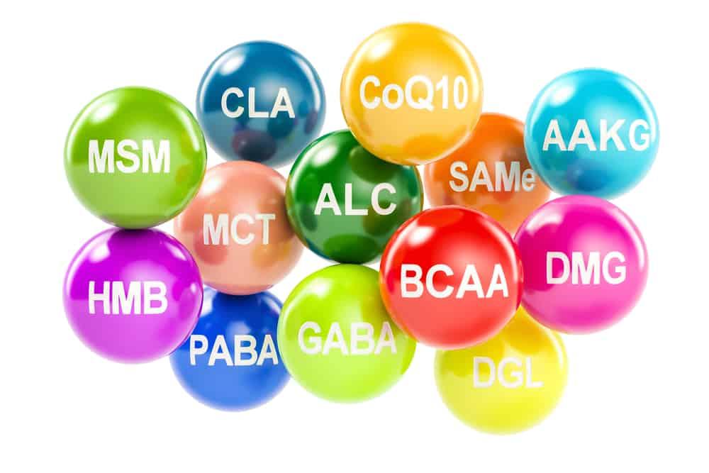 MCT Öl Aminosäure